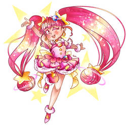 Cure Star by JealousIzabel