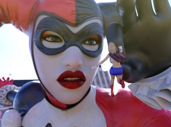 Harley City 2 by JetSlasher