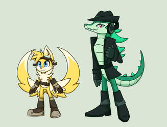 Tails and Vector Re-redesigns by Storm-Sketch