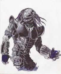 Predator by squir3lboi