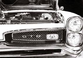 Pontiac GTO by coxzee