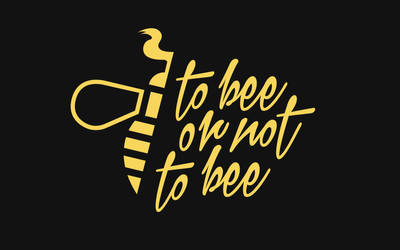 To bee or not to bee by tomtomss