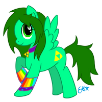 sariasong64 OC Point Commission by Oomles