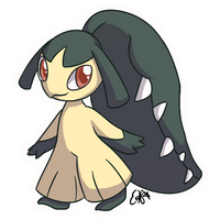 Mawile by Oomles