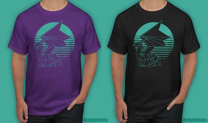 *PREORDER* Sypro Inspired Crystal Dragon Shirt! by Oomles