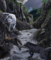 ATSoFernSoNah by Akira-White-Wolf