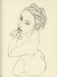 Comenzando un nuevo dibujo by cretaceo