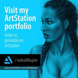 Artstation portfolio by cretaceo