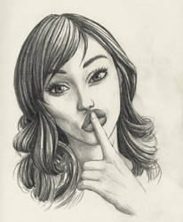 Finger lips by cretaceo