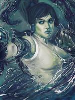 The Legend of Korra by MattDeMino