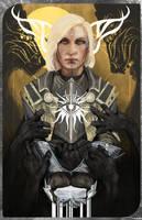 Dragon Age: Inquisition Commission by MattDeMino