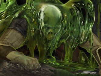 Flesh Eating Ooze by MattDeMino