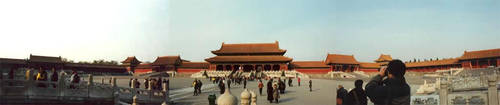 Forbidden City by noPOtential
