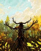 Autumn Spirit by Aerozopher