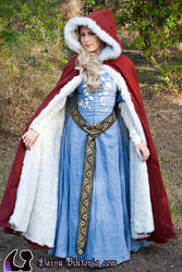 Medieval Red Riding Hood by DaisyViktoria