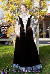 16th century Venetian Gown by DaisyViktoria