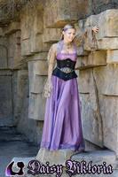 Light Purple Princess by DaisyViktoria