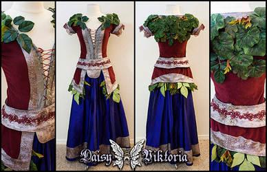 World of Warcraft Elf Mage Costume by DaisyViktoria