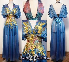 Ellaria Sand Gown by DaisyViktoria