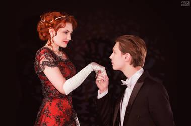 Rose and Jack by ErikaShion
