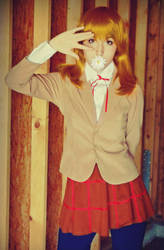 Prison School Hana Cosplay by edeets