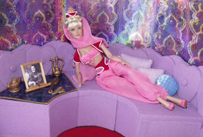 IDOJ Jeannie with half couch by ShannonCraven