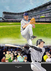 Baseball by tjherring