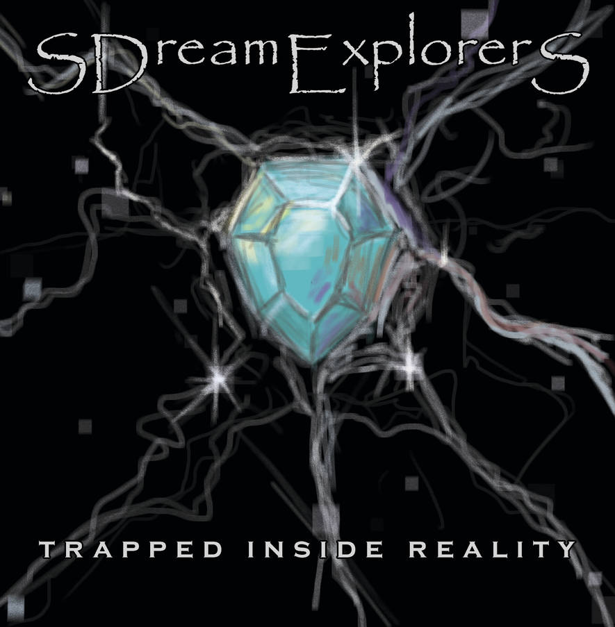 Trapped Inside Reality cover by velvetrwings