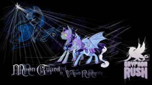 Moon Guard by velvetrwings
