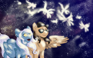 Where all winged live by velvetrwings