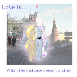 Distance is not the limit by velvetrwings