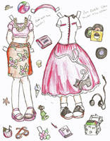 Ann Estelle clothes2 by electricjesuscorpse