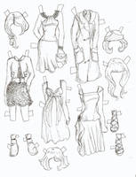 Lucy clothes 4 by electricjesuscorpse