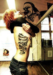 tatoo by ejbisidi