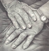 Mothers Hands by Laurasshadesofgrey