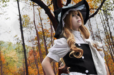 cosplay,4,Kirisame Marisa by SAMURAIKEIKOKU
