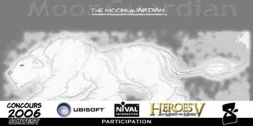 Moon Guardian by TheShylock