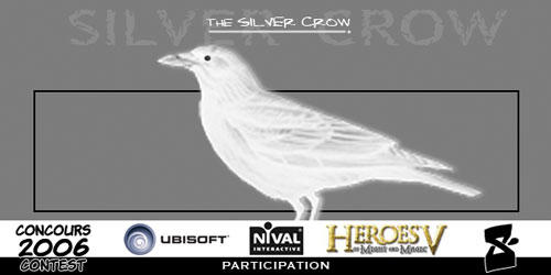 Silver Crow by TheShylock