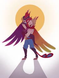 Lovebirds by Nikki-123