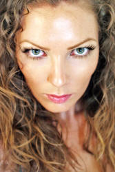 Freckle Faced Fatale by melaniumom