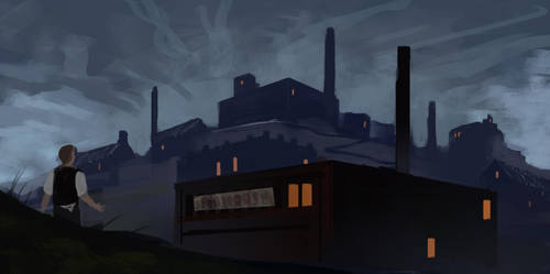 The Factories by Churchx