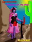Akumahime: Princess of the West 001 FC by cu-morrigan