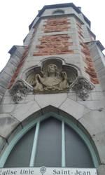 Saint Jean's Church in Montreal by cu-morrigan