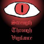 Strength Through Vigilance by cu-morrigan