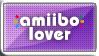 Amiibo Lover Stamp by DarkSSJShinji