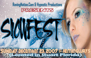 Snowfest Flyer by AngelaRaves