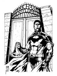 Dark Knight Inks by MJValle