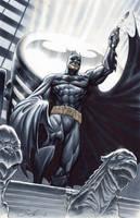 The Dark Knight by mrno74