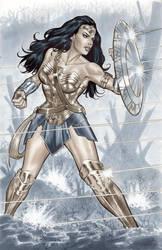Wonder Woman by mrno74