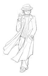 Secret Agent S. by Freezink